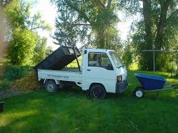 subaru mini truck my prep for fuel shortage welcome to the homesteading today
