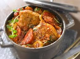 cuisiner le collier de veau sauté de veau safrané facile recette sur cuisine actuelle