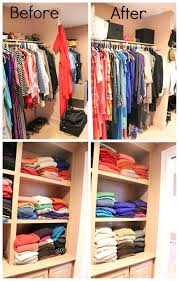 Bedroom Storage Hacks by Home Hacks 12 Clever Closet Makeover Ideas Thegoodstuff