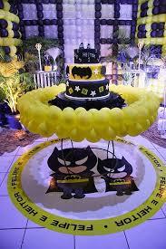 Batman Table Decorations 192 Best Dymeni 1st Birthday Images On Pinterest Minions
