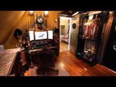 steampunk interior design where old meets new steampunk