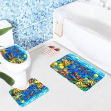 Bathroom Rugs Sets Popular Ocean Bathroom Rugs Buy Cheap Ocean Bathroom Rugs Lots