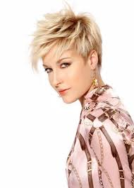 razor cut hairstyle with spiky on top 10 short layered pixie cut short hairstyles 2017 2018 most