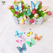 30 60pcs edible wafer paper rice paper butterfly edible cake