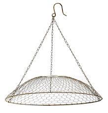 Chicken Wire Chandelier Lids Lamps U0026 Lanterns Kraft Klub Inc