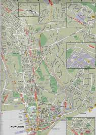 Washington Dc Map Pdf Maps Of Hong Kong Tourist Transport And Street Maps