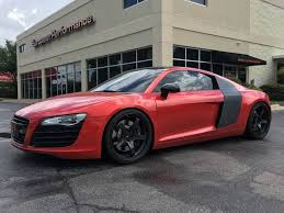 audi r8 2009 for sale 2009 audi r8 quattro in raleigh nc european performance