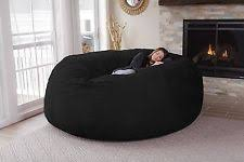 blue bean bags and inflatable furniture ebay