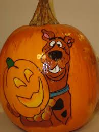 decorating ideas inspiring image of unique scooby doo pumpkin
