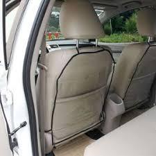 protège siège auto bébé lot de 2 protection housse pour dossier arrière siège auto voiture