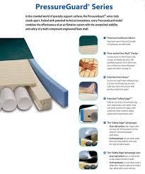 pressureguard cft in home bariatric mattress