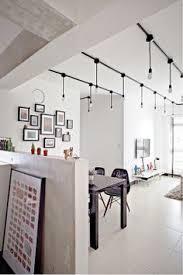 Drop Ceiling Track Lighting Recessed Bedroom Livingroom Kitchen Design Different Built Glass