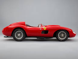 vintage ferrari art paris auction sell priceless ferraris business insider
