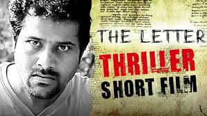 the letter suspense thriller telugu short film with english
