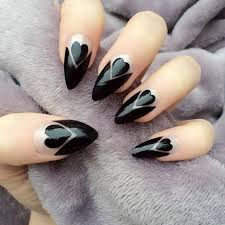 30 creative stiletto nail designs stayglam