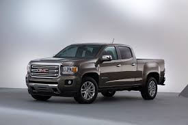 mitsubishi truck 2015 2015 gmc canyon the compact truck is back