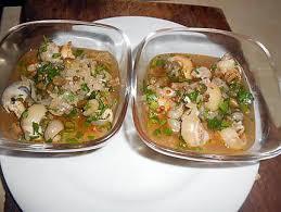 cuisiner des bulots recette de bulots en ceviche