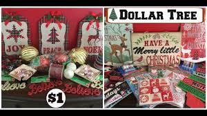 dollar tree haul huge new plaid decor christmas ornaments