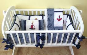 Nautical Baby Crib Bedding Sets Decoration Nautical Baby Crib Bedding Set Sets Nautical