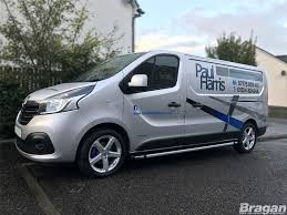 renault kuwait to fit 14 renault trafic swb polished aluminium side step running
