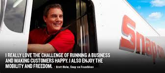 snap on franchise business opportunity