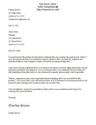 How To Prepare A Cover Letter For Resume Resume Cover Letter Template Free Resume Template And
