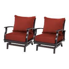 Patio Club Chair Shop Patio Chairs At Lowes Com