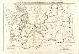 Map Of Washington State by Ar A26statehighways1915 Jpg