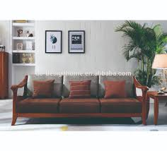 Wooden Sofa Bed Sofa With Wooden Arms Sofa With Wooden Arms Suppliers And