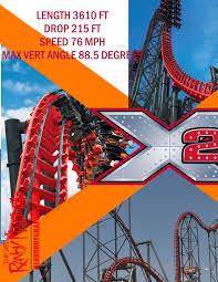 Six Flags Magic Mountain Six Flags Magic Mountain X2 Islandboy Graphics And Apparel