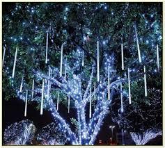 icicle lights decor