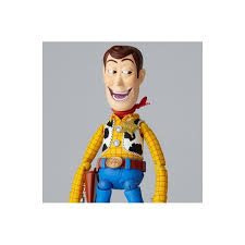 toy story sci fi revoltech woody reissue big japan