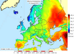 Eastern Europe Map Knmi The European Climate Assessment U0026 Dataset