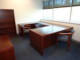 U Shaped Home Office Desk by Antique U Shaped Office Desk All About House Design Beneficial U