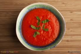 cold roasted red pepper soup cook for your life