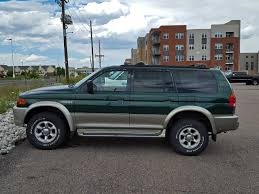 old mitsubishi montero 99 montero sport 3 5l limited sas pirate4x4 com 4x4 and off