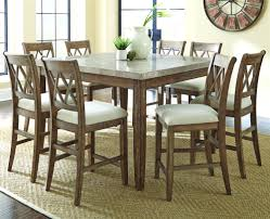 Tall Dining Room Sets Great Counter Height Dining Table Sets Fine High Webartisan Me