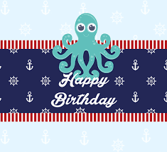send this nautical birthday card to any of your friends and make