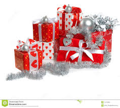 christmas red gifts stock photo image 12172850