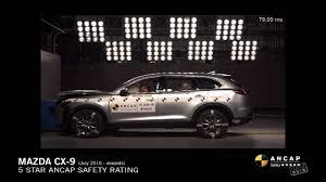 mazda car ratings ancap crash test mazda cx 9 july 2016 onwards frontal offset