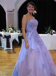 purple wedding dresses purple wedding dress strapless with lavender lilac lace