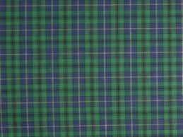 Scotch Plaid Know Your Shirt Fabric Patterns A Shirt Style Guide