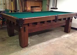 brunswick mission pool table brunswick old mission style b sheridan billiards colorado pool