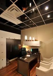 faux plafond bureau faire une chambre dans un salon 14 faux plafond bureau d233co