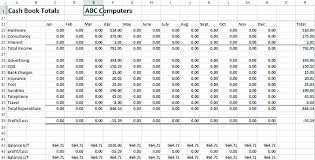 End Of Year Balance Sheet Template Free Excel Book Exle For Business