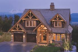 timber frame and log home builders