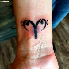 50 best aries tattoos designs and ideas with meanings