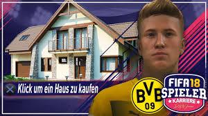 Wie Ein Haus Kaufen Mein Erstes Eigenes Haus Fifa 18 Spielerkarriere Mit