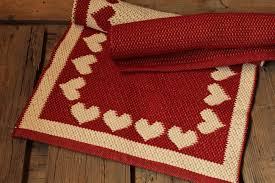 tappeti cucina on line tappeto cucina cuori giardino di biancheria per la casa
