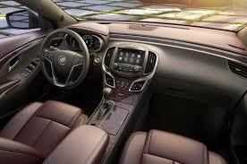Buick Enclave 2013 Interior 2014 Buick Lacrosse Interior Red Photo 49532537 Automotive Com